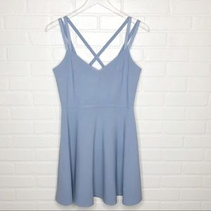 NWT French Connection Whisper Light Strappy Dress
